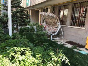 Ankara Ogrenci Yurdu Bahce 1
